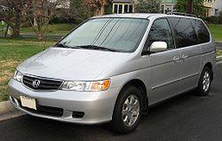 1999 2004 Honda Odyssey