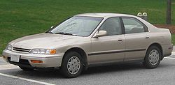 1995 honda accord coupe engine